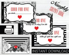 Book ideas coupon naughty