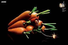 Huge Processing Power, Carrot