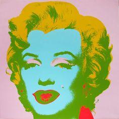 Andy Warhol, 'Marilyn Monroe (Marilyn), II.28', 1967