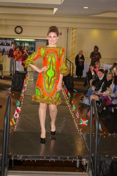 Modern designs by Adele. African Prints, Ladies Day, Adele, Bright Colors, Modern Design, Fashion Show, Photography, Photograph, Bold Colors