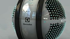 #Electrolux #Design Lab   #robotic #cleaner #home  #gadget #lynnfriedman @Lynn Friedman