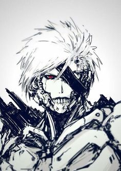 Raiden|Metal Gear Rising|Metal Gear Solid