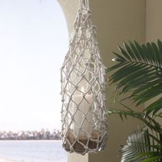 Knot-ical Rope Lantern DIY from JoAnn Fabric