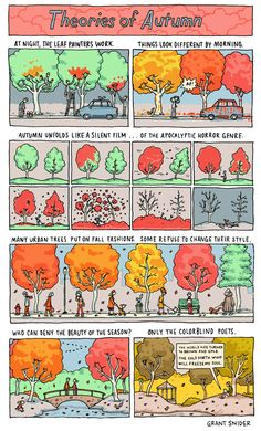 INCIDENTAL COMICS  Words and Pictures by Grant Snider  http://www.incidentalcomics.com/