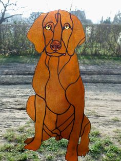 Stained glass dogs on pinterest stained glass dog show and dog