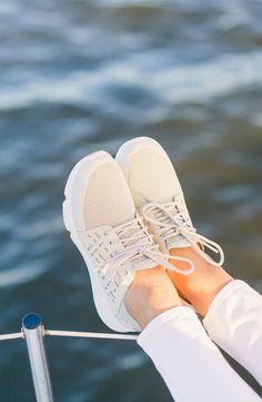 Sperry Top-Sider Sperry 7 SEAS Sport Wool Boat Shoe Women 9.5 Oat