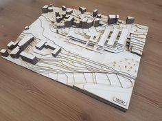 2. Mansiyon, Süleymanpaşa Belediye Hizmet Binası Mimari Proje Yarışması Concept Models Architecture, Architecture Logo, Architecture Portfolio, Form Design, Design Model, Portfolio Design, Urban Mapping, Planer Layout, Gallery Of Modern Art