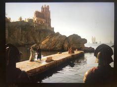 Game of Thrones: King's Landing Habour was filmed at Dubrovnik, Croatia's West Harbour
