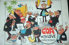 Goa with Love  #MarioDeMiranda