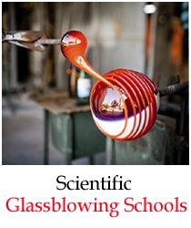 Glass blowing classes is an expert in teaching the art of glassblowing, supplying various course alternatives for any experience level. All of our beginner classes are equipped for students that have little if any glassblowing practical experience.