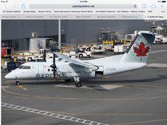 Bombardier dash 8 q100
