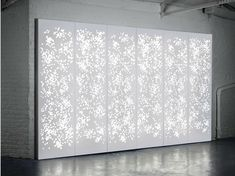 Revêtement mural / Cloison en Krion® Light Wall by Isomi | design paul crofts