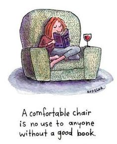 *sigh* *smile* *slink down into the comfy confines of an over-sized chair.* IF I HAD ONE!!!!!!