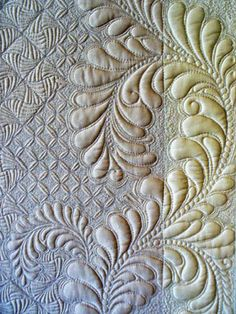 Heirloom Feathers and Backgrounds by Cindy Needham