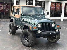 want a low mileage tj jeep wrangler 1999 green sahara with just rh pinterest com 1999 jeep wrangler owners manual pdf 1999 jeep wrangler service manual pdf