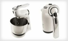 Groupon - $74 for a Kevin Dundon 270-Watt Hand Stand Mixer ($250 List Price). Free Shipping and Free Returns. in Online Deal. Groupon deal price: $74.0.00