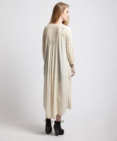 Free People Tea Fine & Mellow Dress by Free People #zulily #zulilyfinds
