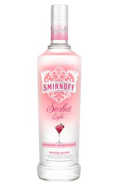Full-flavored, sorbet-inspired vodka with natural fruit flavor,containing strong berry notes and a cool, refreshing finish. It offers sophisticated fun with only 78 calories per 1.5 fl. oz. (the websites description)  When I tried it I decided if anything could describe the color pink in a flavor this would be it, lol.  It was tasty!