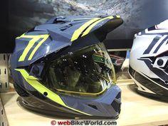 Bell MX-9 Dual Sport Helmet Blue