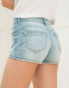 Shorts - NEW COLLECTION - WOMAN - Bershka Colombia
