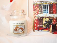 bougies parfumées Yankee Candle Noël