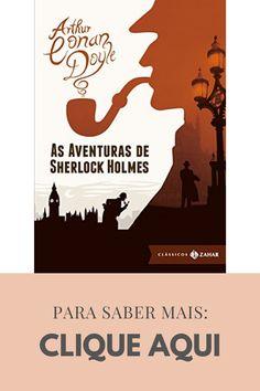 Livros Em 2020 Com Imagens As Aventuras De Sherlock Holmes