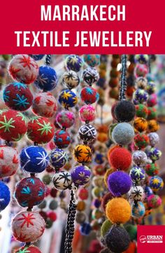 Check out authentic Moroccan jewellery on a tour of the Marrakech Medina with a local guide Textile Jewelry, Jewellery, Medina Marrakech, Moroccan Jewelry, Morocco Travel, Day Tours, Check, Jewelery, Jewelry Shop