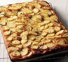 FOCACCIA RECIPES | Potato focaccia Pugliese recipe - Recipes - BBC Good Food