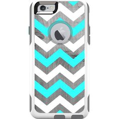 Otterbox case Driftwood Chevrons. #chillcases #cutestcases #iphone #apple
