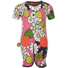4FunkyFlavours babysuit Solar #4funkyflavours #zomer2015 #zomercollectie