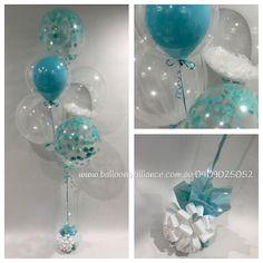 A beautiful bouquet for an 18th birthday #birthdayballoons #18thbirthdayballoons #sparkleribbon #featherballoons #tulleballoonscanberra #sendballoonscanberra #balloondeliverycanberra #canberraballoons #balloonscanberra #act #cbr #BalloonBrilliance