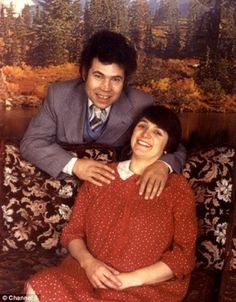 Fred and Rosemary West    Fred and Rosemary West are two of the most notorious killers in modern history. The British husband and wife team were linked to and convicted of 12 sexually motivated murders, and suspected of at least 20 more.  The pair lured young girls back to their house where they kept their victims bound in the cellar to rape and torture them until they grew bored with them - then they were killed, dismembered, and buried within the house.