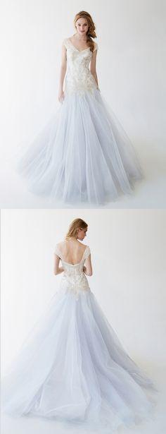 @kellyfaetanini Leeta wedding gown