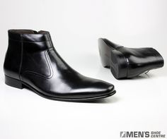 f87b901e Looking at boots perfect for business meetings? Try these on for size…  Available online. Men's Shoe Centre