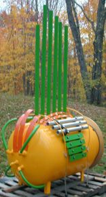 Musical Instruments for Playgrounds and Children's Museums