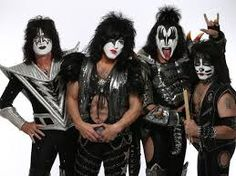 Kiss, Def Leppard announce 2014 summer tour Kiss Band, Banda Kiss, Rock Hall Of Fame, Real Superheroes, Vinnie Vincent, Eric Carr, Kiss Pictures, Kiss Images, Peter Criss