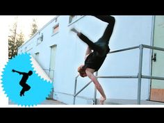 How To Gate Vault - Parkour Tutorial - Parkour Academy - Tapp Brothers - YouTube