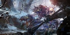 Jamie Ro is a professional concept artist and illustrator currently working for ArenaNet the developers for the Guild Wars franchise.