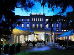 Seriously think I am going to like this hotel! Baur au Lac hotel, Zurich, one of Europe's grand dame hotels - - Mrs O Goes Around Europe