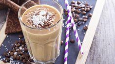 Der Kaffee-Smoothie