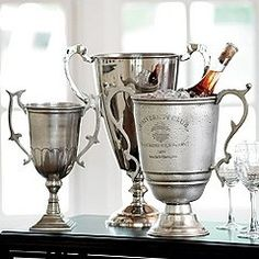 .Trophy wine coolers!
