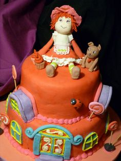 Tortas decoradas - by Madame Chocolat