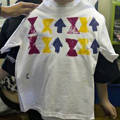 Anna Bondoc - Wearable Art for Kids: Fabric-Painted Tee Shirts (Part 2)