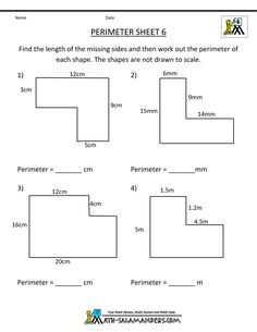 Awesome Practice Worksheets For Area And Perimeter that you must know, Youre in good company if you?re looking for Practice Worksheets For Area And Perimeter Area And Perimeter Worksheets, Area Worksheets, 5th Grade Worksheets, Shapes Worksheets, Math Skills, Math Lessons, Life Skills, Maths Area, Math Measurement