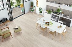 Indoor & Outdoor Flooring and Tiles Background Tile, Outdoor Flooring, Indoor Outdoor, Outdoor Decor, Interior Design Kitchen, Dining Table, Dining Room, Outdoor Furniture Sets, Tiles