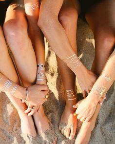 Lulu DK La Femme Temporary Jewelry Tattoos | Bloomingdale's