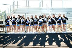 Cedar City Utah High School Cheer Team Super idea for Cheer/YB Pic Dance Team Pictures, Cheer Team Pictures, Cheer Picture Poses, Cheer Poses, Picture Ideas, Squad Pictures, Pic Pose, Cheerleading Pics, Cheer Stunts