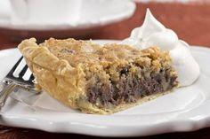 Derby Chocolate Pie