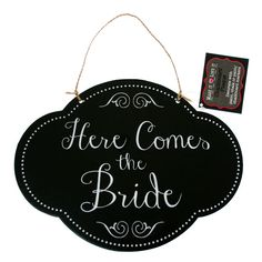 Just married sign chalkboard sign diy just married for Cake craft beavercreek ohio