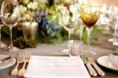 Material printed napkin printed with the wedding menu by http://www.secretdiary.co.za #napkin #weddingmenu #menu #weddingstationery